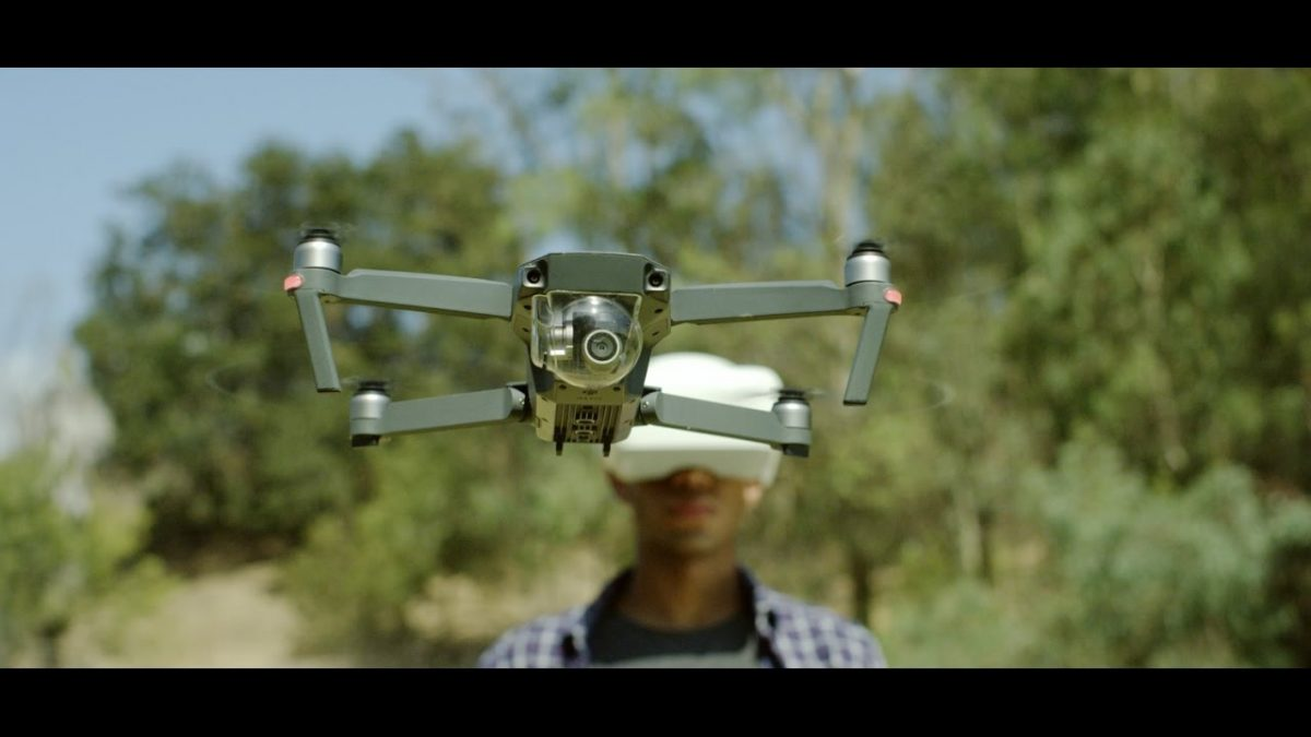 DJI – Mavic – Fun of Flying