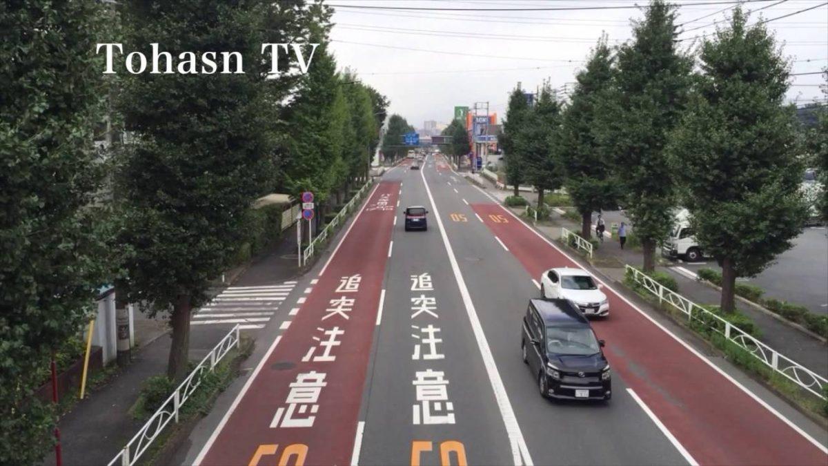 DJI Osmo Mobile タイムラプステスト映像