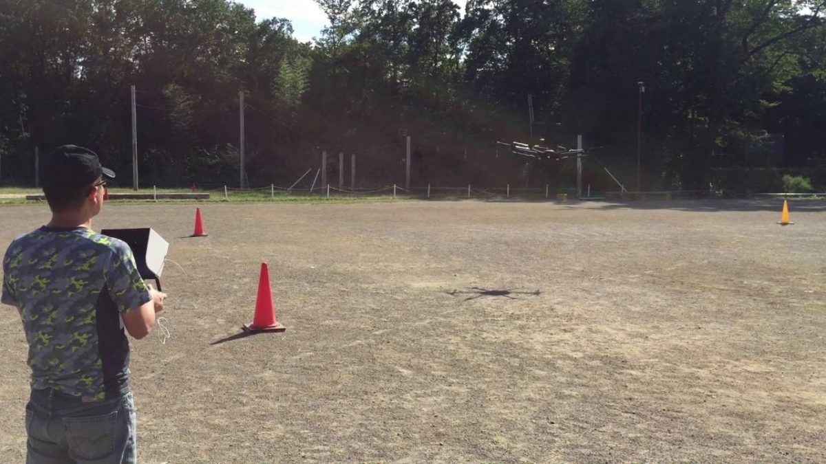 【Tohasen.tv】DJI Matrice 600 Test Flight
