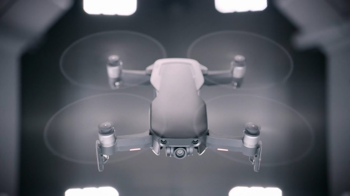 DJI Mavic Air 紹介映像