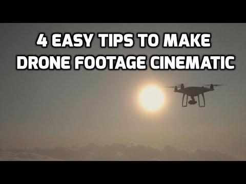 まるで映画!?空撮技術を進化させる4つのポイント