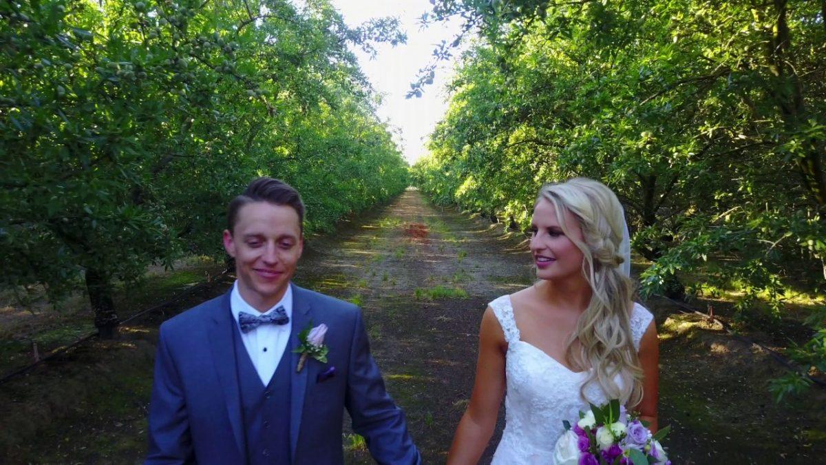 スゲェ!空撮技術を活かした結婚式の映像が素晴らし過ぎる!