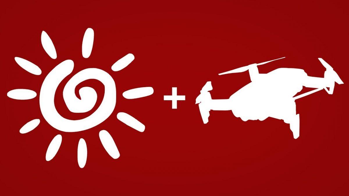 強い日差しの時にドローンを安全に飛ばす3つの賢い方法!