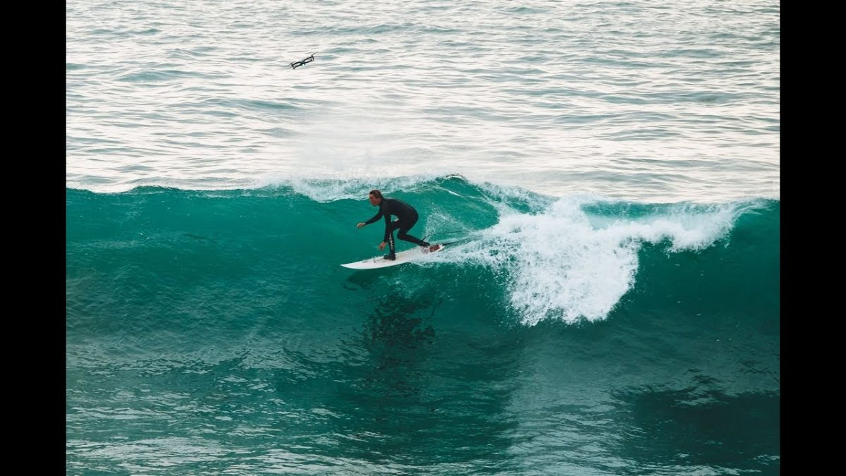 見惚れる!Mavic Proでサーフィンの風景を撮る厳選テクニック5選!
