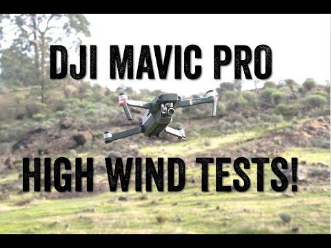 Mavic ProとPhantom 4を一人が同時操作!?強風対決がスゲェ!