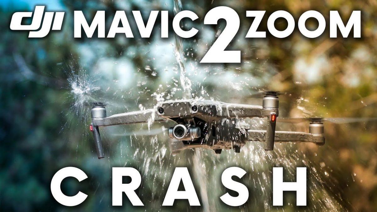 そこまでやる!?Mavic 2 Zoomは7つの過酷なテストに耐えられるか!?