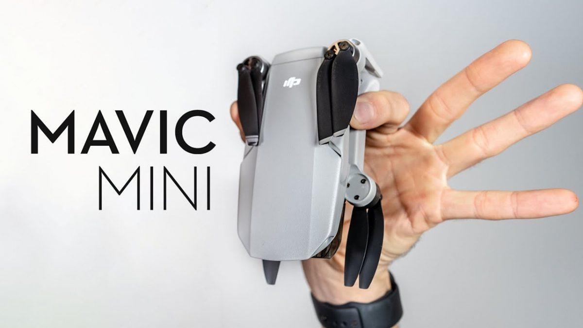 コスパ最強!?Mavic MiniをDJIの主要ドローンと徹底比較!