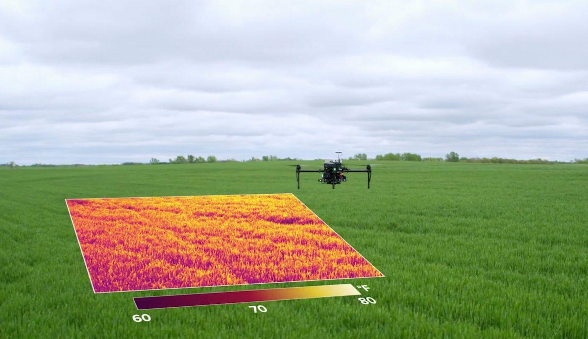 DJIドローンと精密農業 – 世界を変える農業