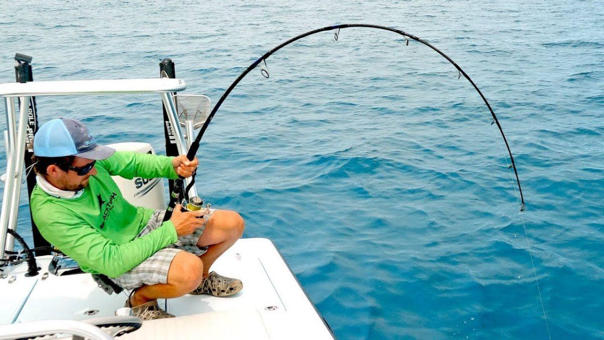釣り好き必見!ドローンで大物を釣る斬新な方法とは!?