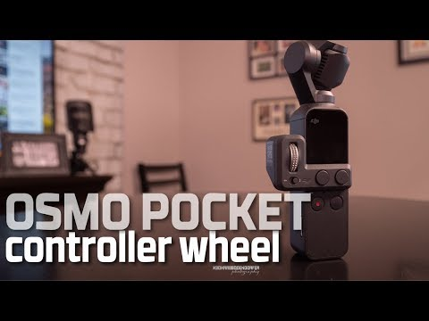 Osmo Pocket コントローラーホイールが高性能である4つの理由!
