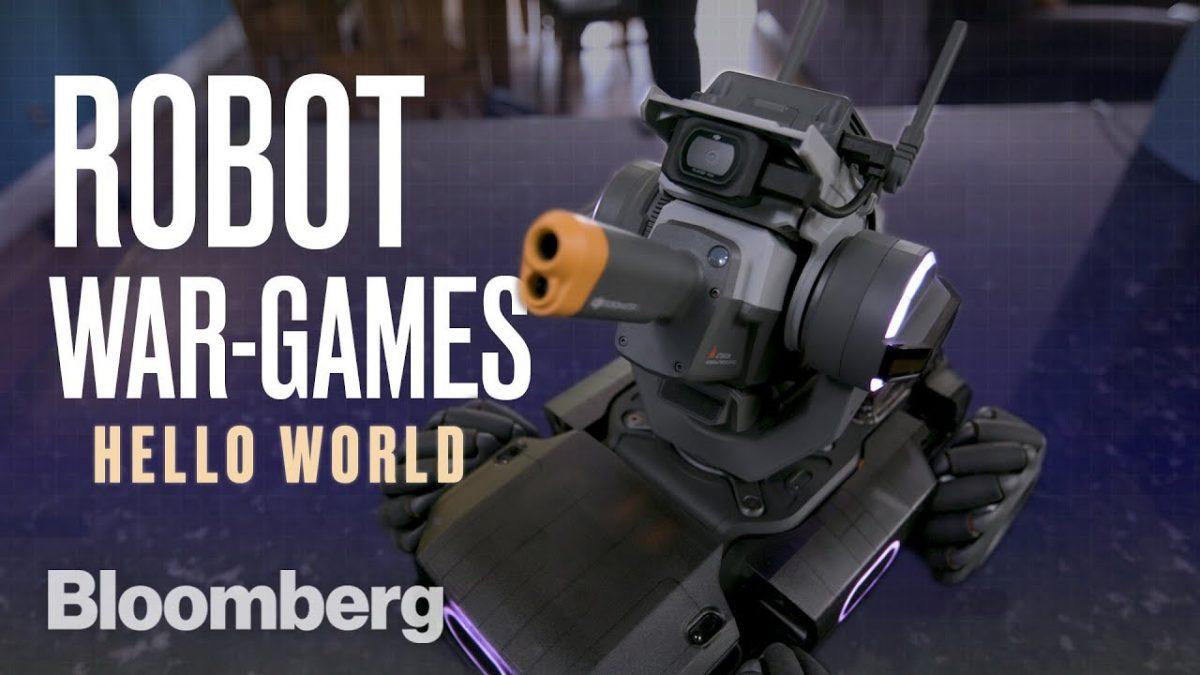 おもちゃ市場の起爆剤となるか!?RoboMaster S1があらゆる面で革新的!