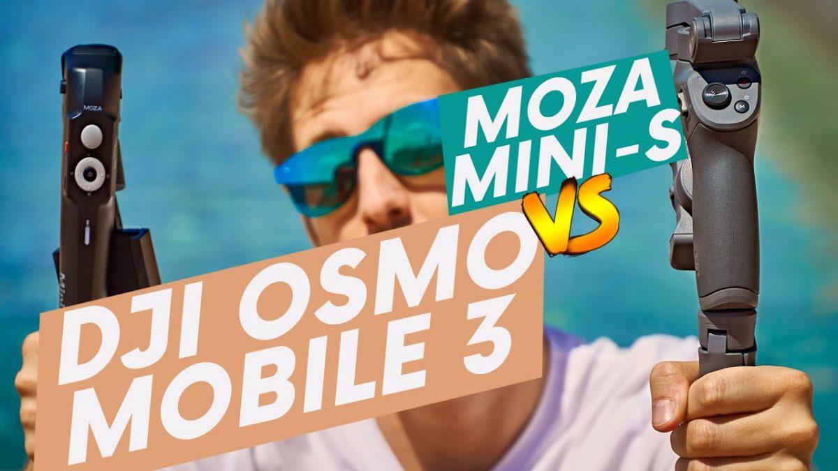 Osmo Mobile 3がライバル機よりも一歩先に行く4つの違いとは!?