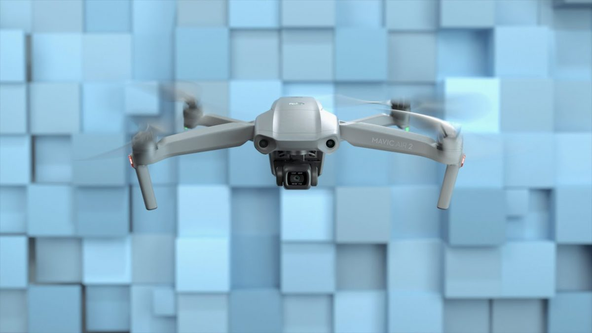 新発売!DJI Mavic Air 2 飛躍せよ、まだ見ぬ世界へ
